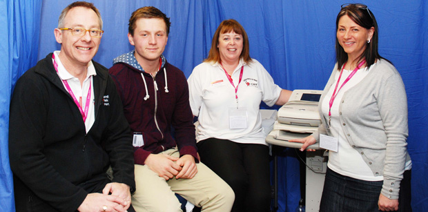 Mum of sudden adult death syndrome victim organises heart scanning for 200 young people