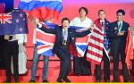 Team-mates offer key support, says gold-winning former WorldSkills UK cabinet maker