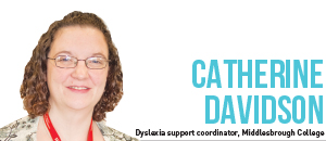 Dyslexia — more than just a term