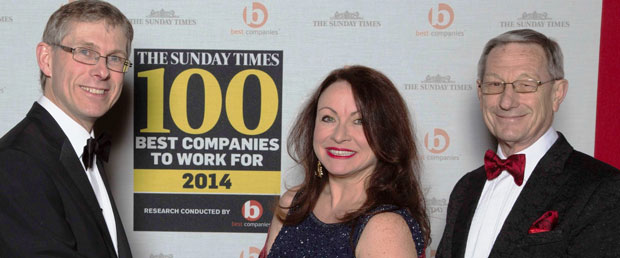 Independent learning providers make it on to Times lists of best employers