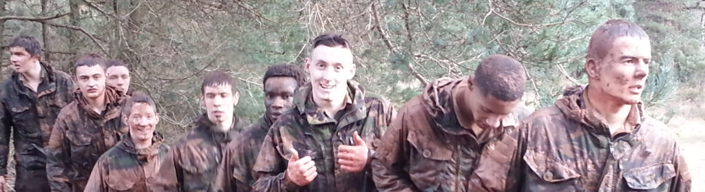 Soldiering on at the Royal Marines training centre