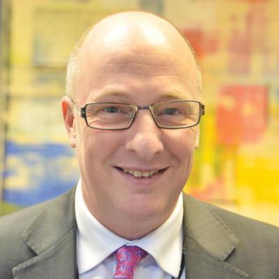 Peter Mayhew-Smith, principal, Kingston College and Carshalton College