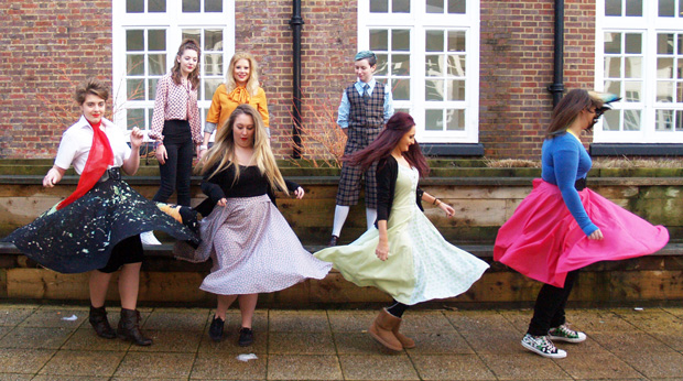 Vintage students launch classic clothing company