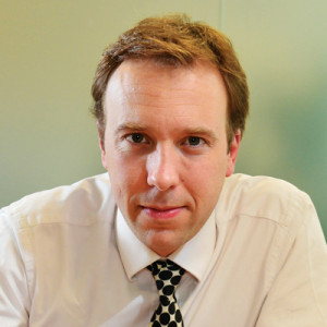 Matthew Hancock MP, skills minister