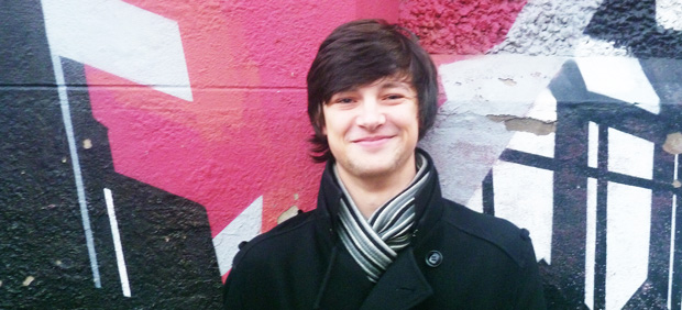 Joshua is apprentice of year for creative and cultural industries