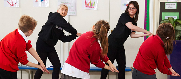 It's no drama as learners help fight bullying