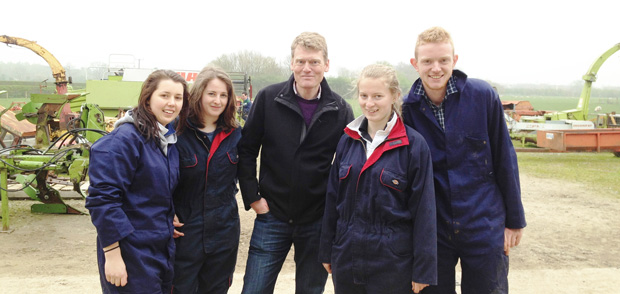 Farming safety lessons learned through Countryfile visit ensures
