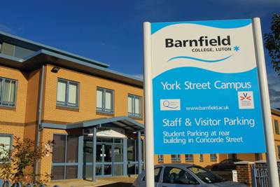 Barnfield College criticised over football deal
