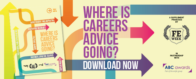 WHERE IS CAREERS ADVICE GOING