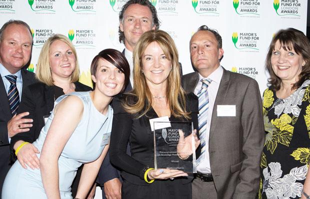 Indie picks up third award of 2014 at City Hall awards