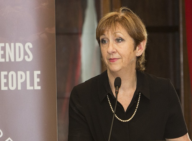 Female leaders need to 'stand up and be counted,' says WLN chair