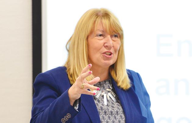 Dr Susan Pember