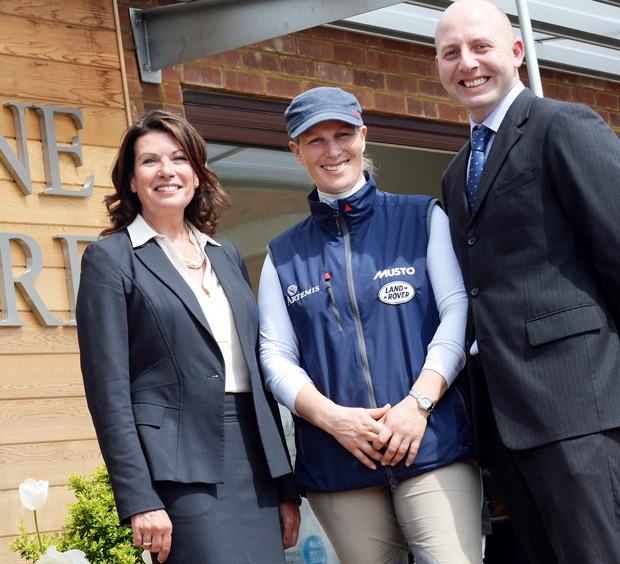 Royal seal of approval for horse rehabilitation centre