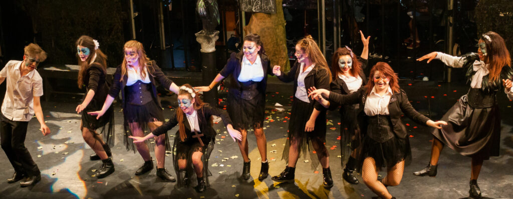Suffragette musical opens Lola's eyes to female struggle for vote
