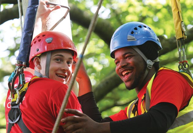 Apprenticeship challenge tests mental and physical stamina to limit