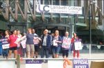 Lambeth College staff vote on new strike – days before talks begin