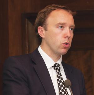 Skills Minister Matthew Hancock