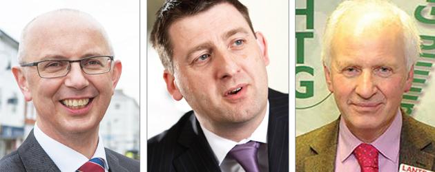 Edition 105: Ian Crews, Marcus Potter and Peter Martin
