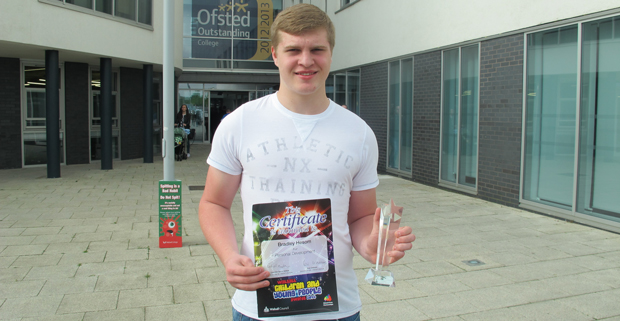 Award for campaigning student with Asperger's