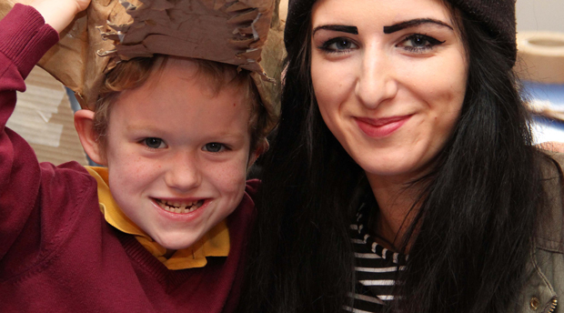 Costumes inspired by The Gruffalo