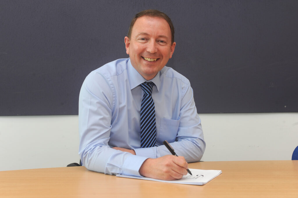 City College Coventry principal Steve Logan discusses Ofsted improvement