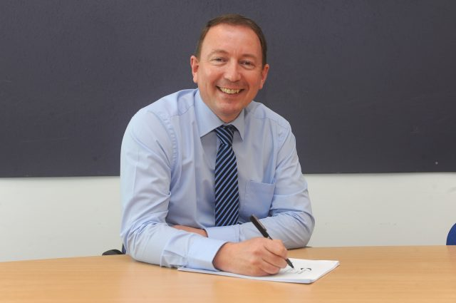 Steve Logan - Coventry