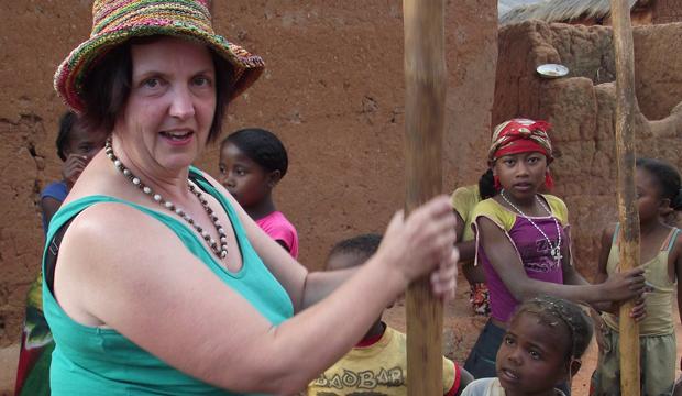 Fresh water supplied to Madagascan village