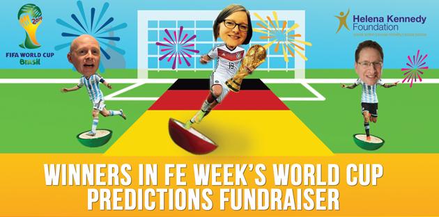 Warwickshire College's Madelyn McAlpine a World Cup winner just like German stars