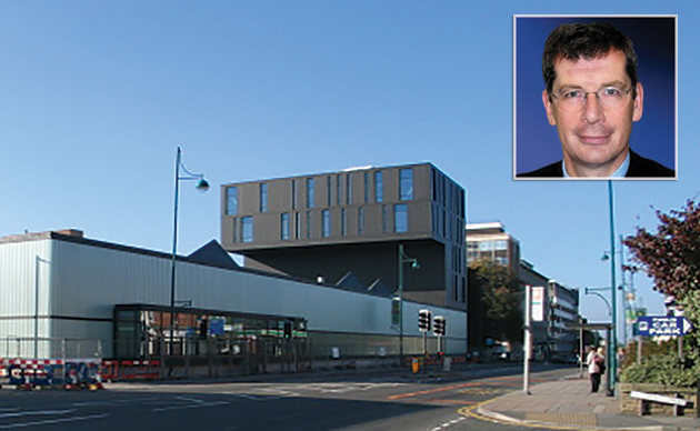 Chair at inadequate-rated Stockport College tells board he is stepping down
