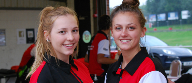 Hands-on work experience at high-profile cycle events
