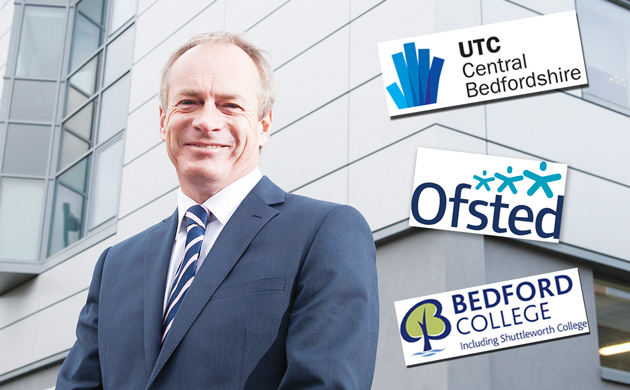 Improvement plan 'not fit for purpose' at grade four-rated Central Bedfordshire UTC