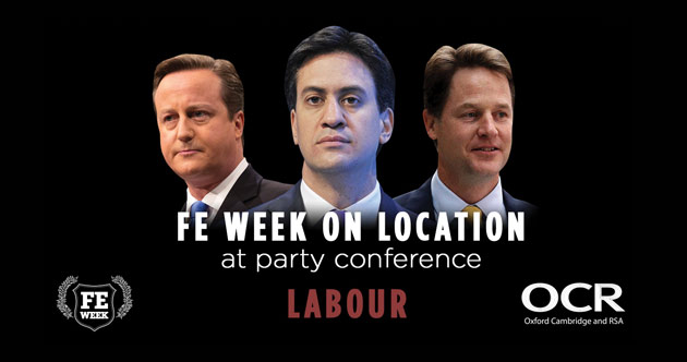 Labour Conference: questions over Miliband's skills aim