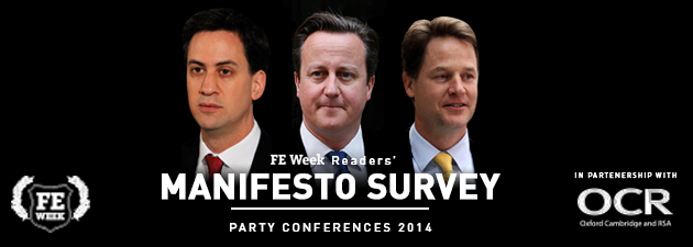 Manifesto Survey 2014
