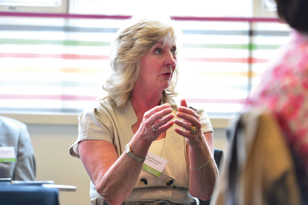 Patricia Tomlinson, governor at Hull College Group