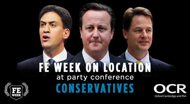 Conservatives Conference: No new cash behind citizen service pledge