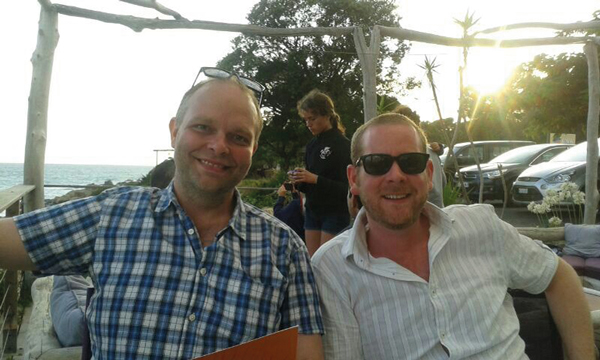 Gannon-with-partner-Dan-in-Corsica,-Summer-2014