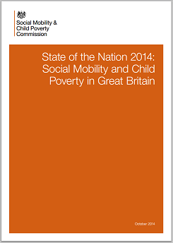 State of the Nation 2014: Social Mobility and Child  Poverty in Great Britain