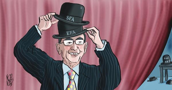 Merger murmurs after Lauener gets SFA role