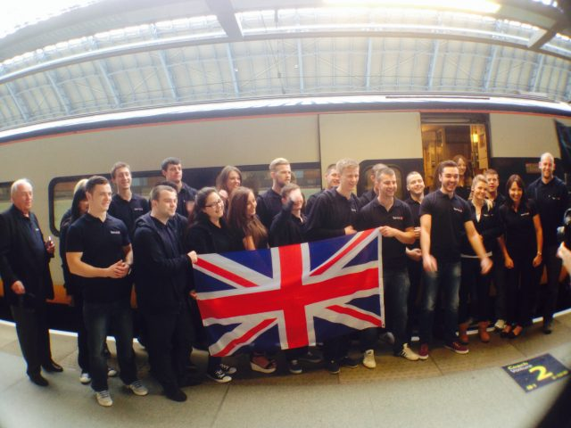 Team UK arrive in Lille ahead of Euro Skills 2014