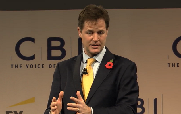 Clegg's 16 to 18 UCas plan 'already here' says UCas