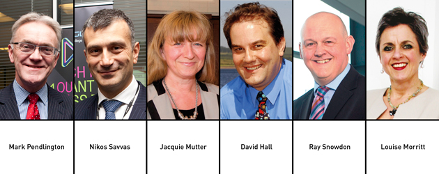 Edition 118: Mark Pendlington, Nikos Savvas, Jacquie Mutter, David Hall, Ray Snowdon and Louise Morritt
