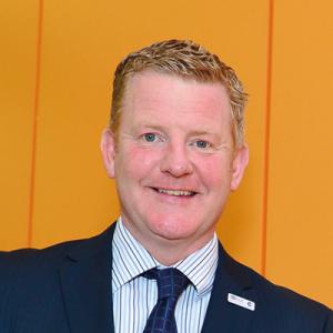 Graham Towse, principal, Hull College