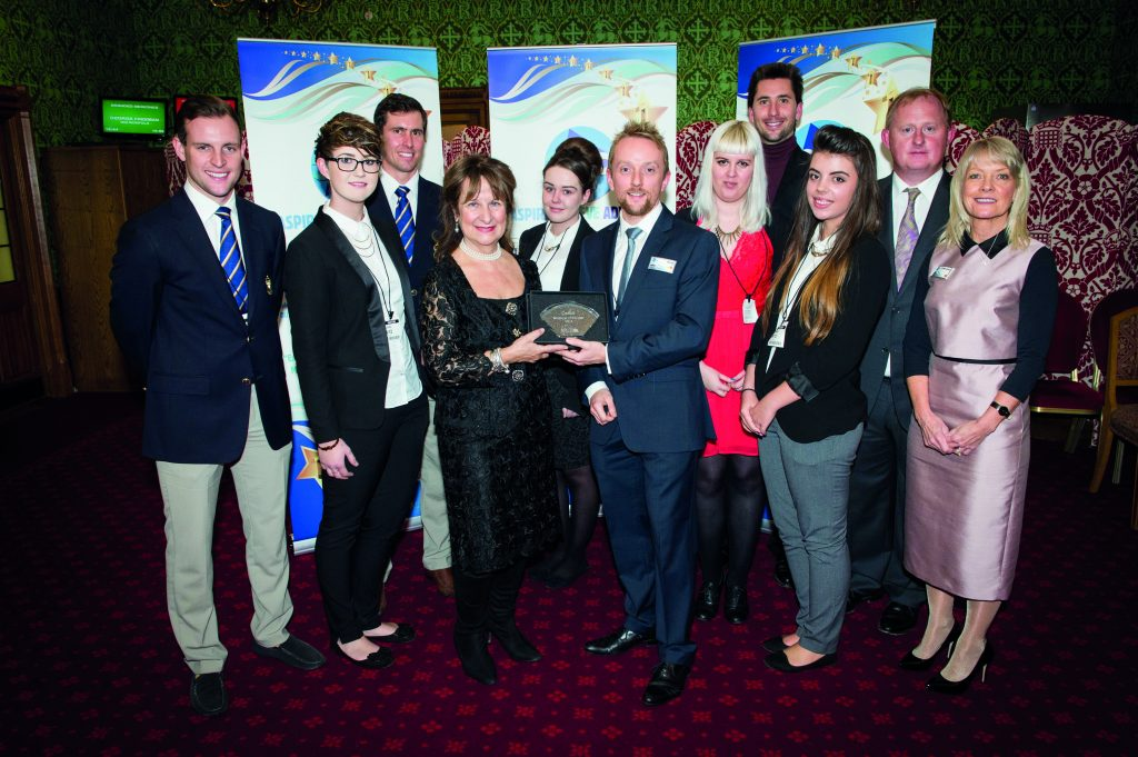 'Outstanding' indie hosts lavish Lords awards event