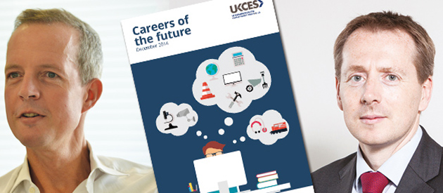 'Future-proof' careers listed in new UKCES report