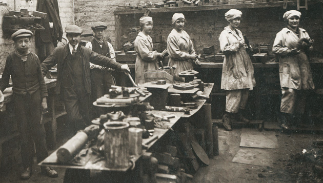 Looking back 100 years to when apprentices could be jailed for 'idleness'