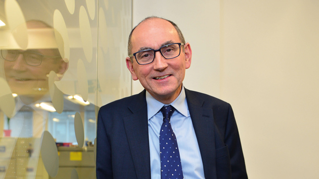 New SFA chief Peter Lauener reveals college finance concerns in exclusive interview first with FE Week