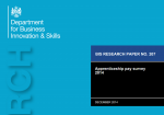 Apprenticeship pay survey report released – with reaction
