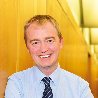 Tim Farron, president, Liberal Democrats