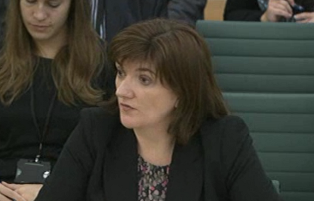 MPs grill Education Secretary Nicky Morgan on 'careers company' plans