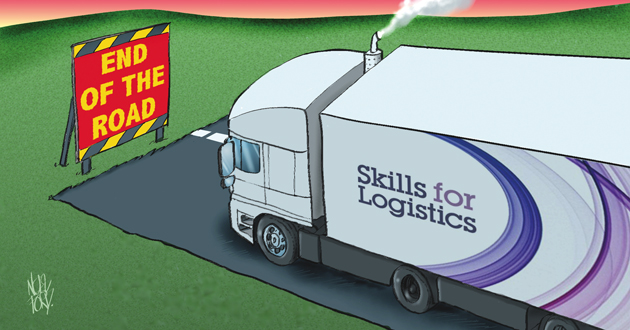 Certification pledge amid Skills for Logisitics closure
